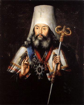 Святитель Филарет Киевский (Амфитеатров), в схиме Феодосий, митрополит