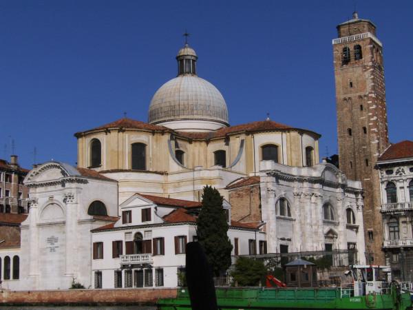 церковь Сан Джеремия, Венеция