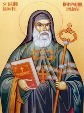 Святитель Досифей Молдавский (Барилэ), митрополит
