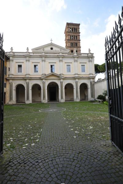 Церковь во имя святых Вонифатия мученика и преподобного Алексия в Риме