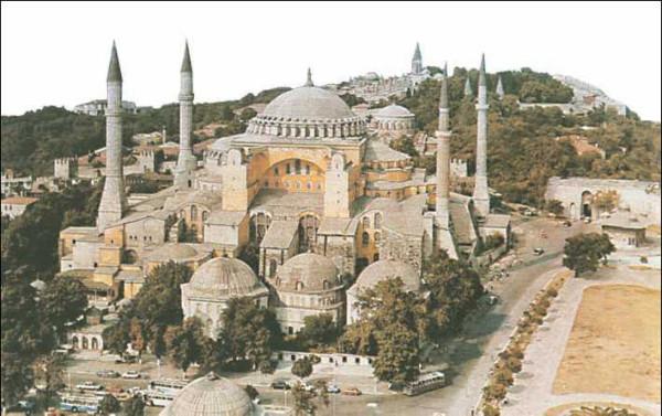 Храм Святой Софии–Премудрости Божией, Константинополь