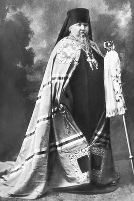 Вассиан (Пятницкий) (1873 - 1940), архиепископ 1