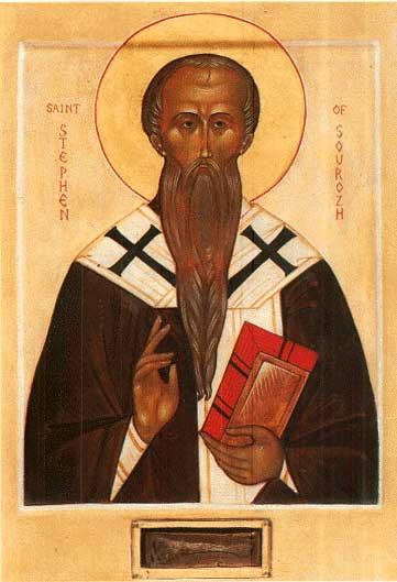Святитель Стефан Сурожский, архиепископ