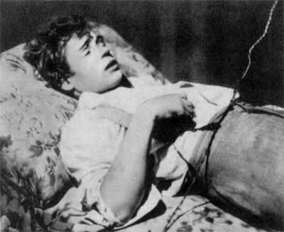 Есенин, посмертное фото