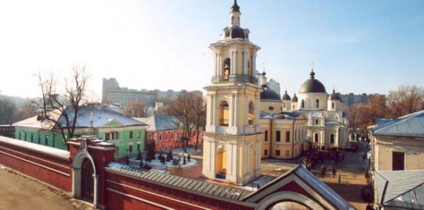 Покровский женский монастырь, Москва