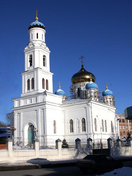Саратовский Духосошественский собор