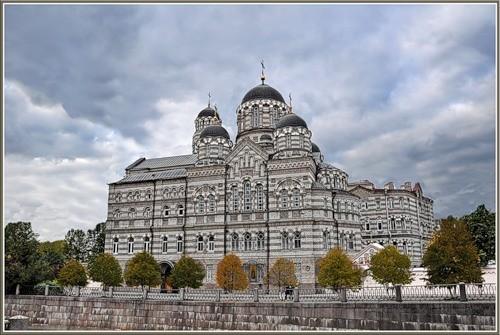 Иоанновский ставропигиальный женский монастырь на Карповке, Санкт-Петербург