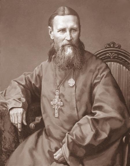 Праведный Иоанн Кронштадтский, протоиерей