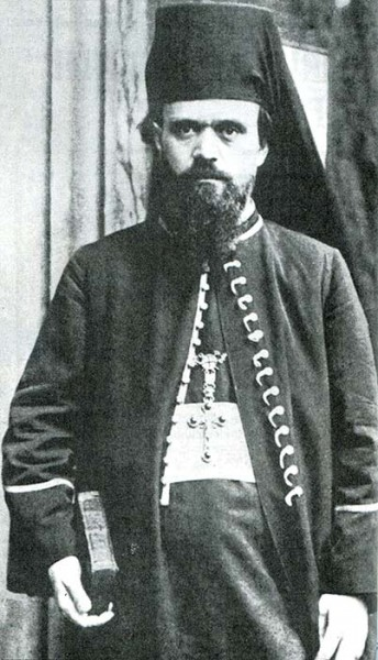 Николай Велимирович Сербский