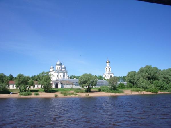 Юрьев мужской монастырь - Великий Новгород (Юрьев)