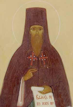 Преподобномученик Иннокентий (Беда), архимандрит