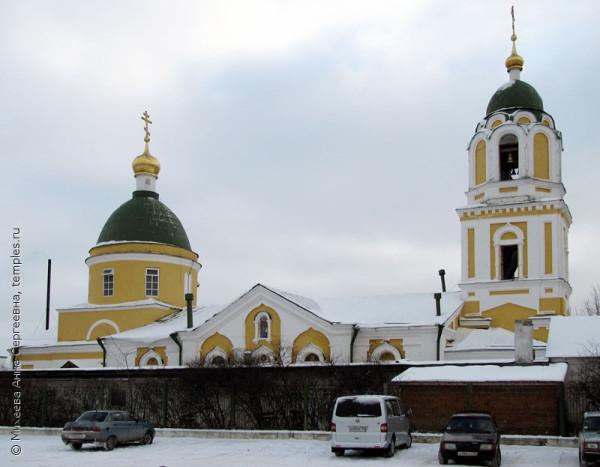 Церковь Рождества Пресвятой Богородицы села Семеновка