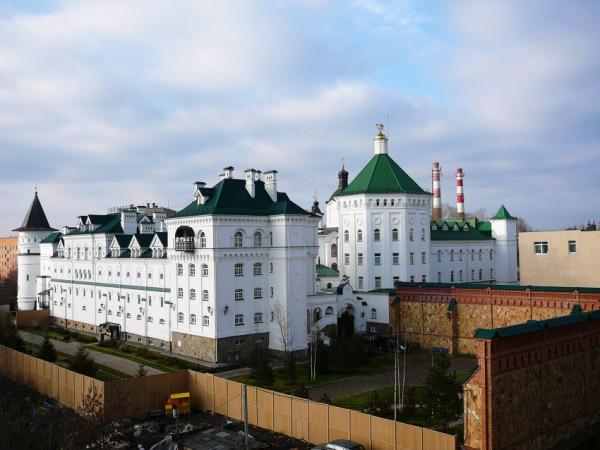 Монастырь во имя Всемилостивого Спаса - Екатеринбург
