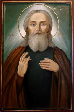 Преподобный Феофил Омучский