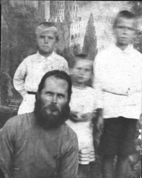 Священномученик Михаил Березин, пресвитер