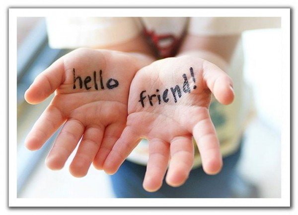 друзья и знакомые