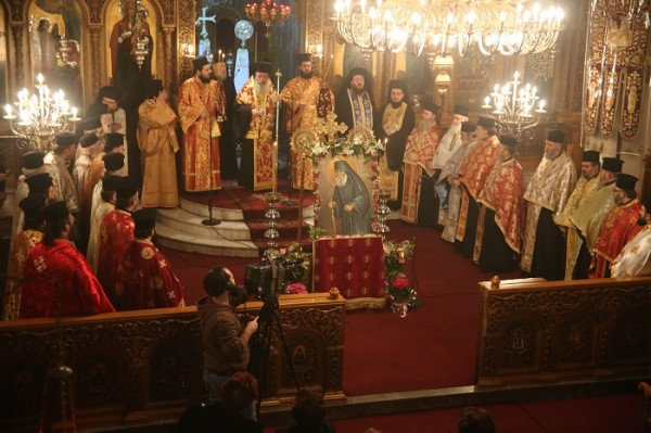 торжества прославление Паисия Святогорца