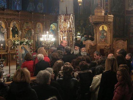 торжества прославление Паисия Святогорца 2