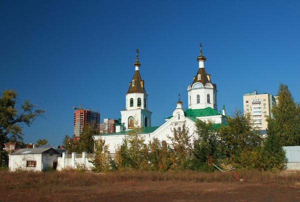 Церковь Петра и Павла - Самара