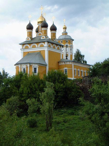 Храм Николы Мокрого (Набережного) в Муроме