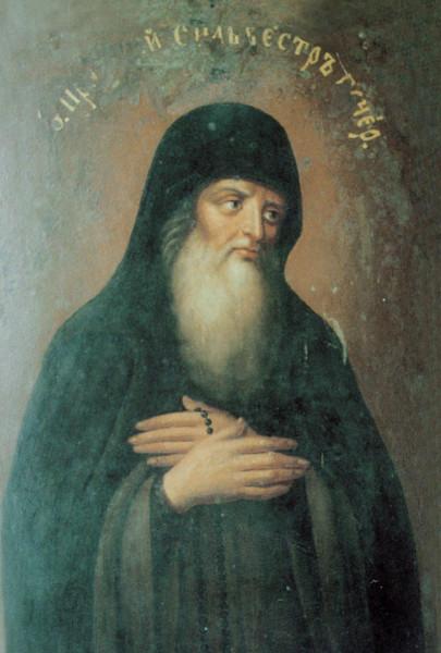 Преподобный Сильвестр Печерский