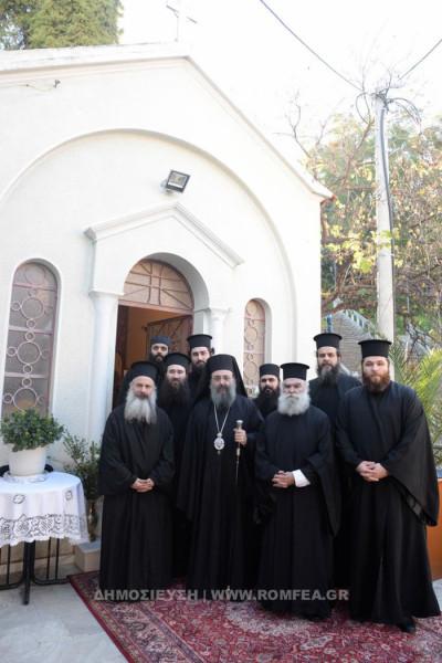 храм Паисия Святогорца в патрах 2