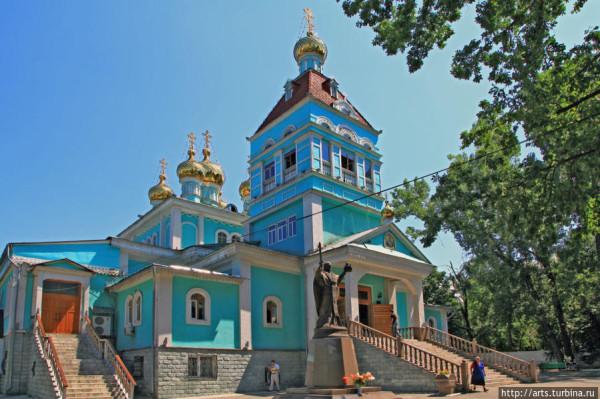Никольский соор Алматы (г. Верный), Казахстан
