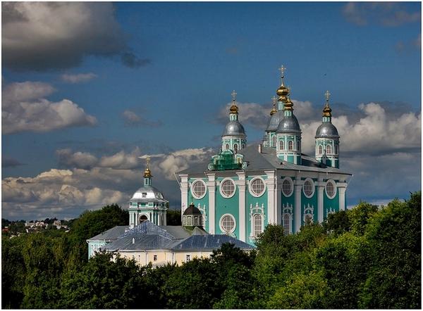 Смоленский Успенский собор