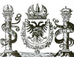герб римской империи