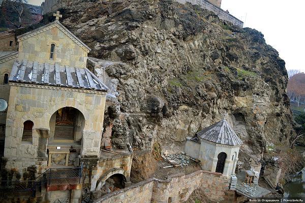церковь мученика Або Тбилисского, Тбилиси, Грузия