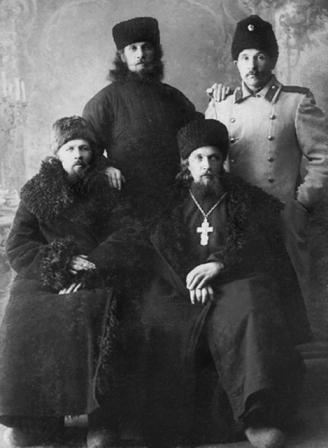 Священномученик Виктор Усов, пресвитер