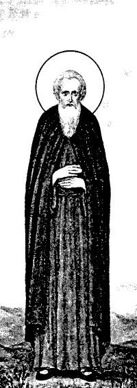 Преподобный Евстратий Тарсийский, игумен