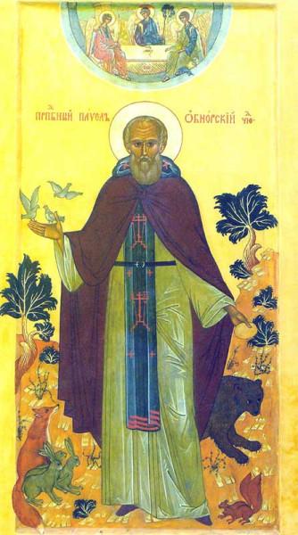 Преподобный Павел Комельский (Обнорский)