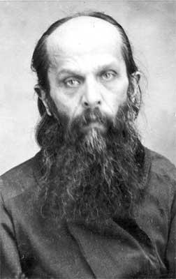 Сщмч. митрополит Анатолий (Грисюк). Бутырская тюрьма, 1936 г.