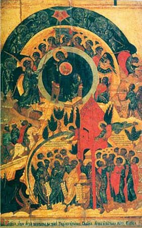 Икона Богородицы Акафистная