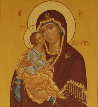 Икона Богородицы Акафистная 1