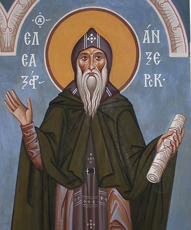 Преподобный Елеазар Анзерский (Севрюков)