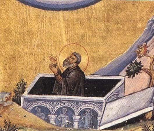 Преподобный Иаков Низибийский (Нисивийский), епископ