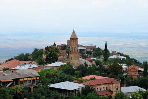 Женский монастырь во имя святой равноапостольной Нины, просветительницы Грузии в Бодбе