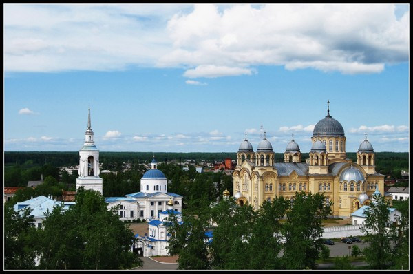 свято-николаевский верхотурский мужской монастырь