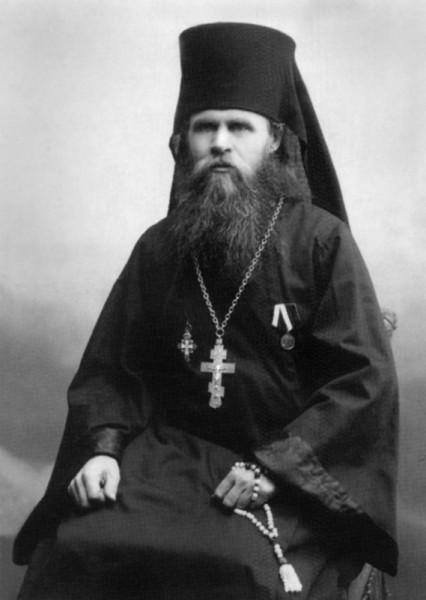 Преподобноисповедник Иоанн (Кевролетин), иеросхимонах