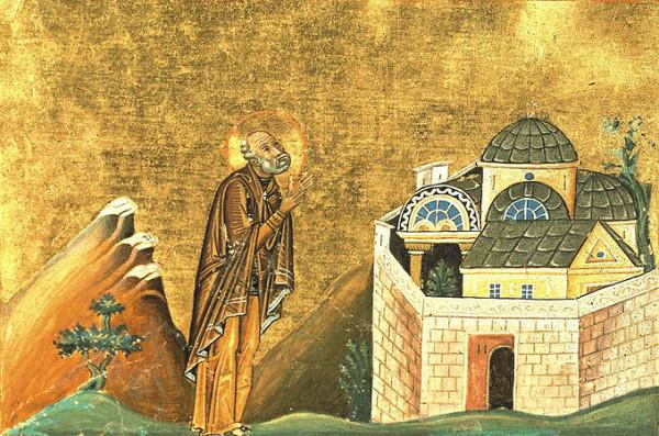 Преподобный Стефан Вифинский (Халкидонский)
