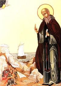 Преподобный Варлаам Керетский 1