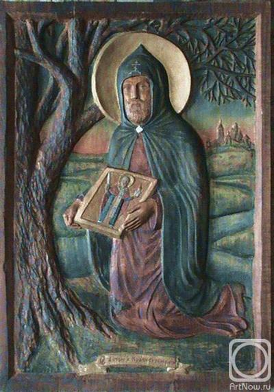 преподобный Антоний Краснохолмский