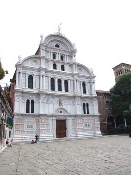 Церковь св. Захарии в Венеции