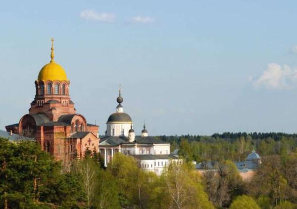 Покровский Хотьков монастырь - Хотьково - Сергиево-Посадский район