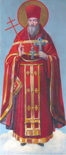 Священномученик Михаил Каргополов, пресвитер 1