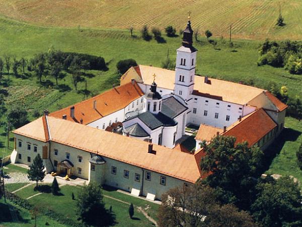 Крушедольский монастырь, Сербия, усыпальница семьи Бранковичей