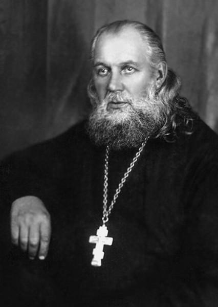 Священномученик Николай Красовский, пресвитер