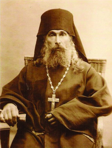 Преподобноисповедник Евфимий (Кереселидзе), игумен